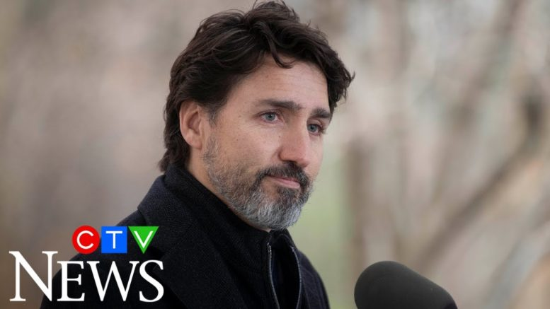 A normal Christmas 'out of the question' warns Prime Minister Justin Trudeau 1