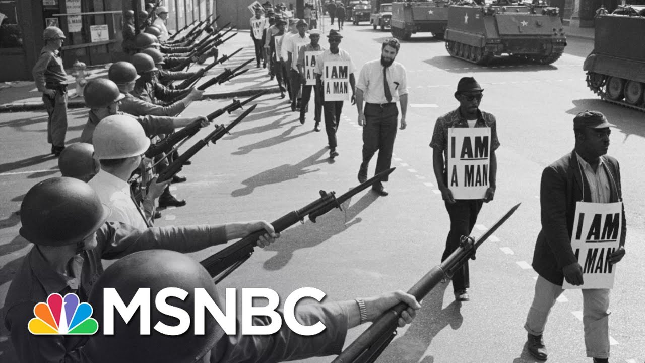 Mara Gay: Everything Won In The 1960s Is On The Ballot Tomorrow   The 11th Hour   MSNBC 9