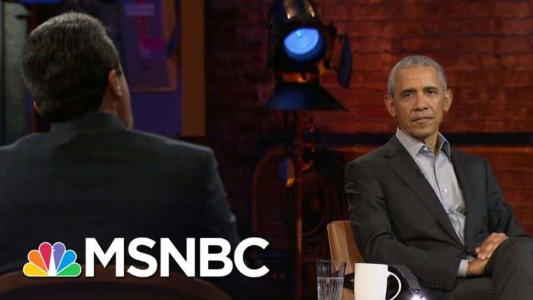 Pres. Obama: My Brother's Keeper Crucial To 'Helping More Of Our Young People Stay On Track' | MSNBC 1