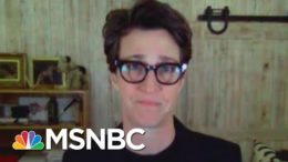 Maddow: We Feared Susan's Covid Would Kill Her. Your Risks Could Hurt Those You Love Most. 6