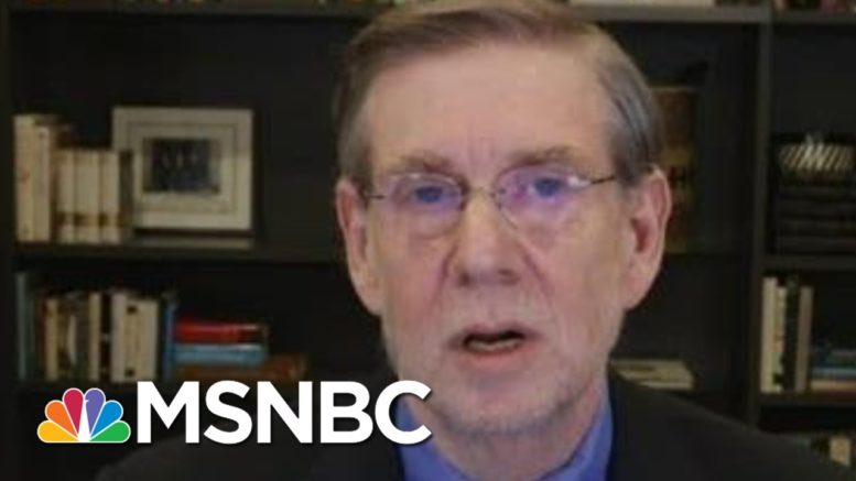 'We Can't Lose A Day Here': Biden Adviser Stresses Transition's Importance   Rachel Maddow   MSNBC 1