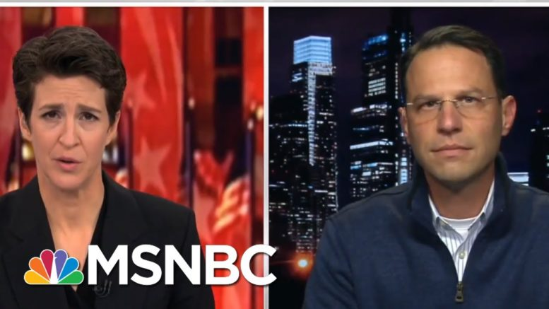 This Election Will Not End Until All The Votes Are Counted: PA A.G. Shapiro | Rachel Maddow | MSNBC 1
