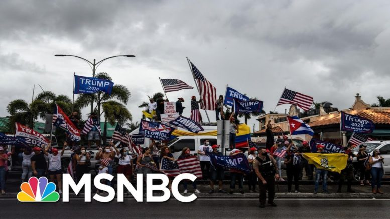 How Do You Govern When Half The Country Is Trapped In A Disinformation Bubble? | All In | MSNBC 1