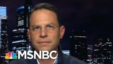 'We Simply Will Not Tolerate It': Pennsylvania A.G. Draws Line On Voter Intimidation   Rachel Maddow 5