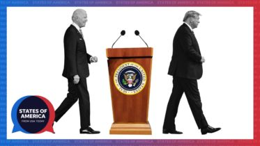 Will there be a peaceful transition of power for Joe Biden?   States of America 6