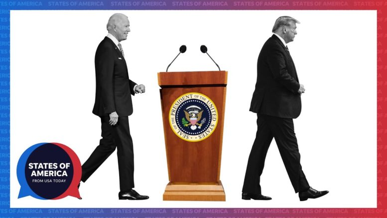 Will there be a peaceful transition of power for Joe Biden? | States of America 1
