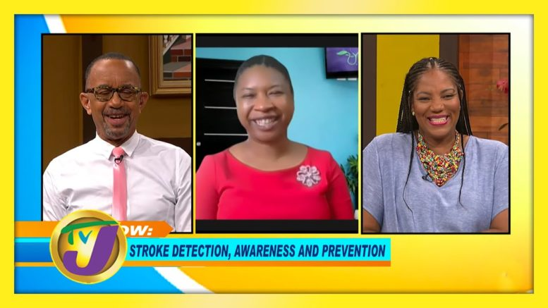 Stroke Detection, Awareness & Prevention: TVJ Smile Jamaica - November 19 2020 1