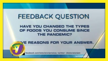 TVJ News: Feedback Question - November 19 2020 6