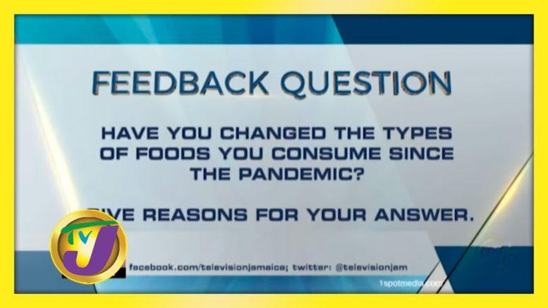 TVJ News: Feedback Question - November 19 2020 1