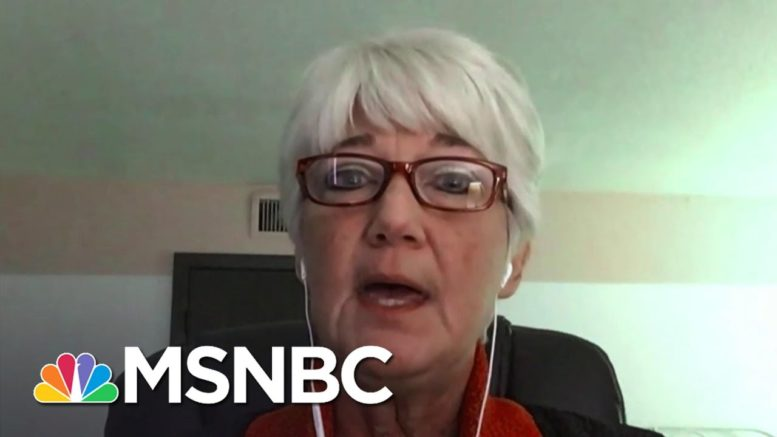 Nurse On The Frontlines Speaks To President-Elect Biden: 'He Was Really Listening' | MSNBC 1