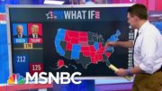 Steve Kornacki Maps Out Possible Election Day Scenarios | Morning Joe | MSNBC 3