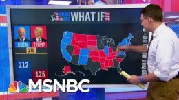 Steve Kornacki Maps Out Possible Election Day Scenarios   Morning Joe   MSNBC 5