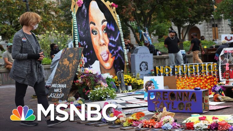 While You Were Voting, You Might've Lost Sight Of These Racial Injustice Cases  | MSNBC 1