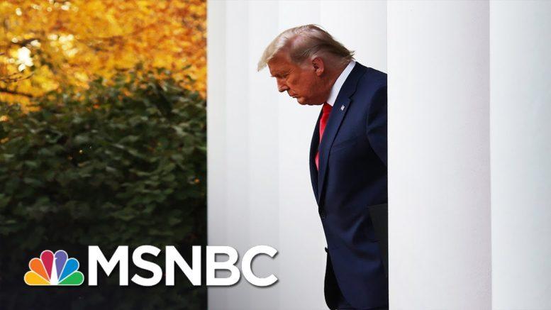 Ali Velshi on President Trump's Real Legacy | MSNBC 1