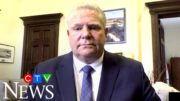 Ford: COVID-19 is top priority, but will 'pull out all the stops' to support businesses | One-on-one 3