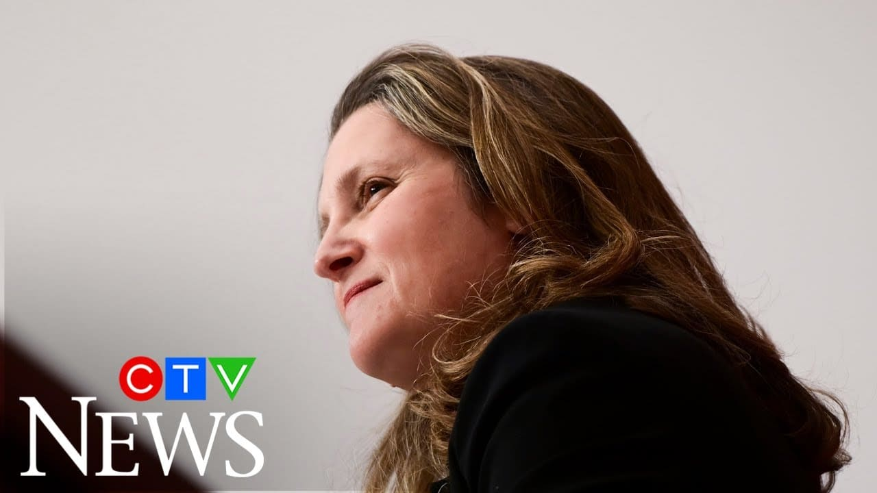 Ottawa will give a fiscal update next week - could it spark a federal election? 9