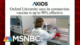 AstraZeneca Says Vaccine Can Be Around 90 Percent Effective | Morning Joe | MSNBC 1