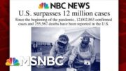 'Cancel Your Plans' For Thanksgiving, Says Doctor As Cases Rise | Morning Joe | MSNBC 3