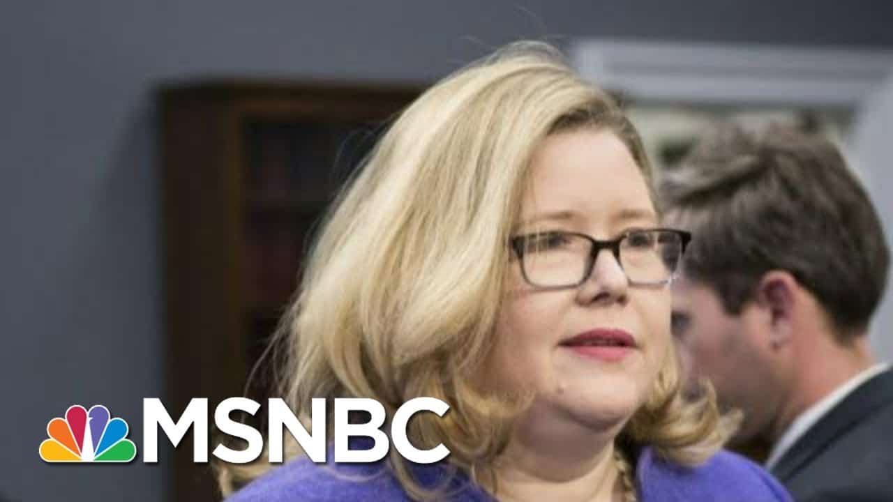 GSA Head Will Go Down As One The 'Great Obstructors' Of Our Time: Columnist | Morning Joe | MSNBC 2