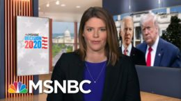 Trump Campaign Formally Requests A Recount In Georgia | MTP Daily | MSNBC 8