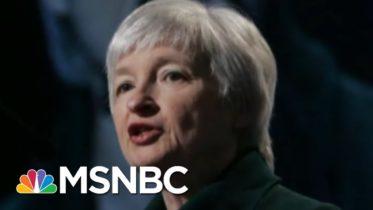 Biden To Nominate Janet Yellen For Treasury Secretary | Ayman Mohyeldin | MSNBC 6