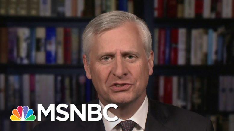 Jon Meacham Explains The Way America Can Move On From Trump   Deadline   MSNBC 1