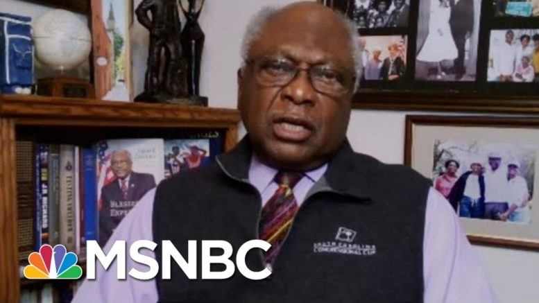 Rep. Clyburn: Biden Exemplifies What Is Good About The U.S. | Morning Joe | MSNBC 1