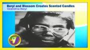 Beryl & Blossom Creates Scented Candles: TVJ Smile Jamaica - November 20 2020 3