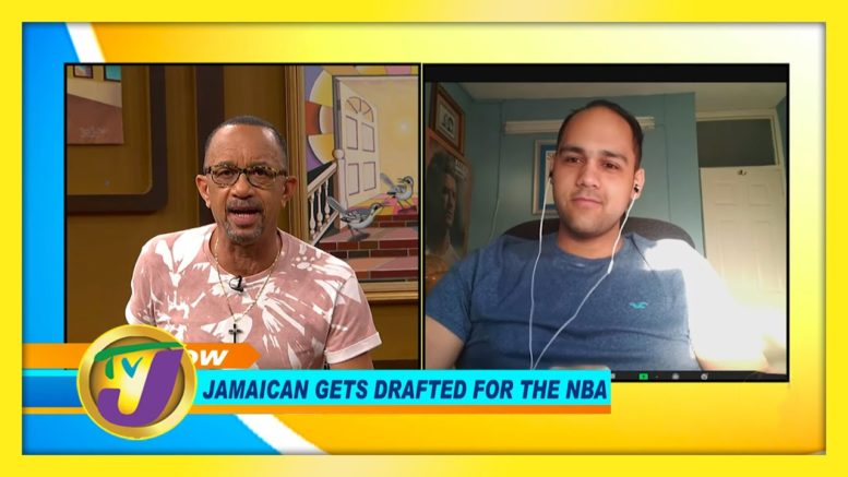 Jamaican Gets Drafted for the NBA - November 20 2020 1