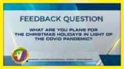 TVJ News: Feedback Question - November 20 2020 3