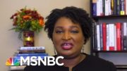 Stacey Abrams: I Think We Have A Strong Chance Of Delivering Georgia | Morning Joe | MSNBC 4