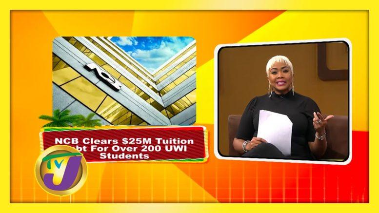 Trending Topics: TVJ Smile Jamaica - November 21 2020 1