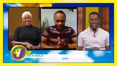 A Man's Role: TVJ Smile Jamaica - November 21 2020 10