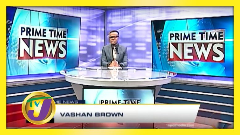 TVJ News: Headlines - November 21 2020 1