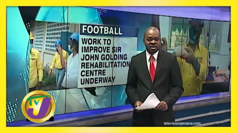 Paralympic Facility gets an Upgrade - November 21 2020 1