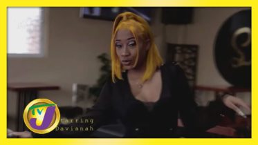 Davianah: TVJ Intense Interview - November 21 2020 6