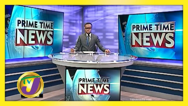 TVJ News: Headlines - November 22 2020 1