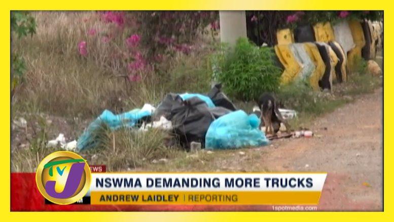 NSWMA Demanding More Trucks - November 22 2020 1