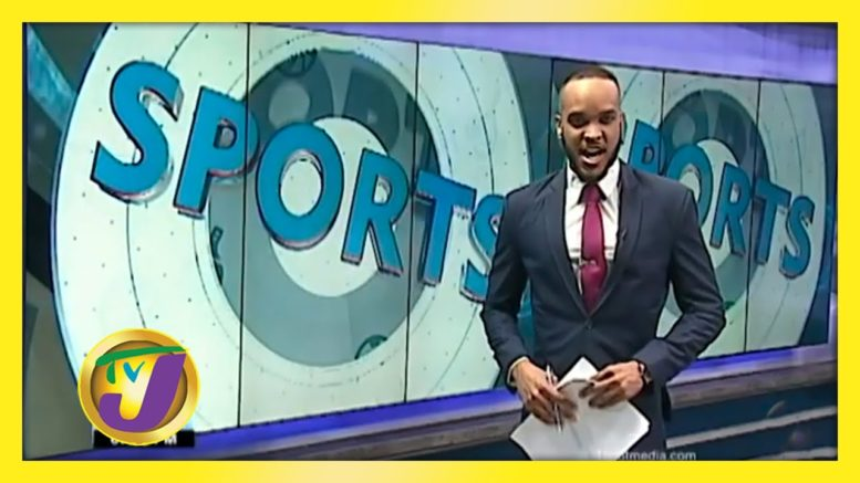 TVJ Sports News: Headlines - November 22 2020 1