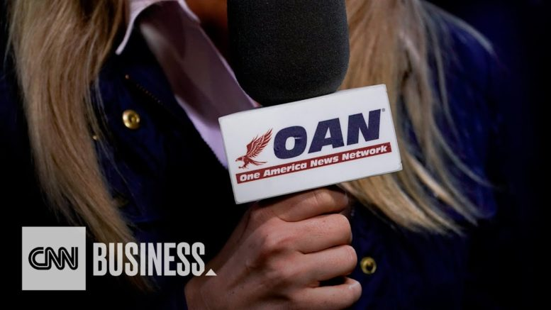 Newsmax and OANN are telling lies about the election as more people tune in 1
