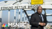 Late Rep. John Lewis: 'Your Vote Is Precious, Almost Sacred' | Craig Melvin | MSNBC 2