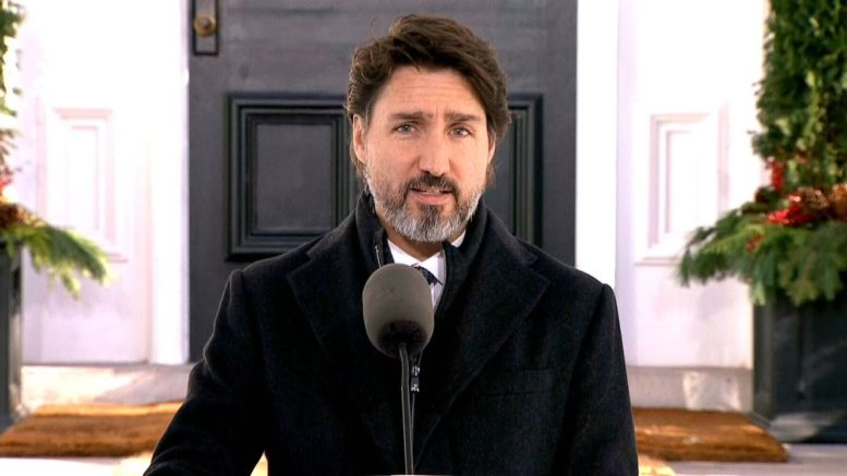 Prime Minister Justin Trudeau addresses Canadians on COVID-19 1