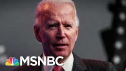 Trump Allows Biden Transition To Proceed, But Won't Concede | The 11th Hour | MSNBC 4