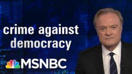 Lawrence: Emily Murphy Lied About The Transition For 15 Days | The Last Word | MSNBC 2
