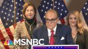 Trump Administration Officially Authorizes Biden Transition | Morning Joe | MSNBC 2