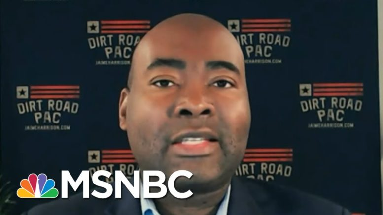 Jaime Harrison Launches New PAC To Help Dems | Morning Joe | MSNBC 1