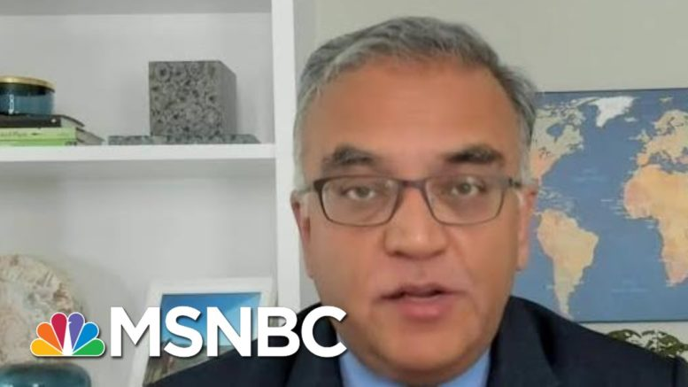 Dr. Jha: The Virus Is Now 'Truly A Nationwide Event' | Morning Joe | MSNBC 1