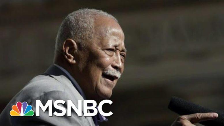 David Dinkins, NYC's First Black Mayor, Dies At 93 | Morning Joe | MSNBC 1