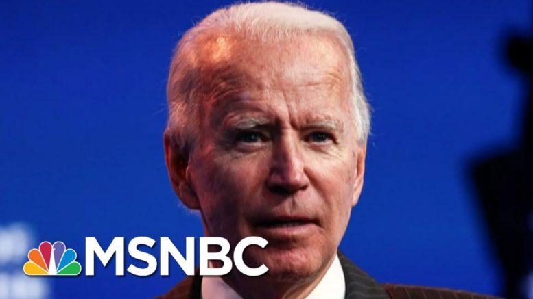 Joe Scarborough: What Biden Can Learn From Truman | Morning Joe | MSNBC 1