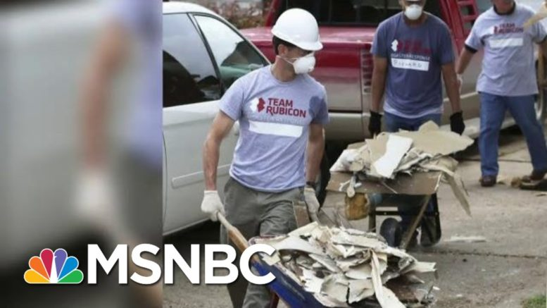 A Vet Reflects On His Service In 'Once A Warrior' | Morning Joe | MSNBC 1